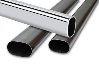 Oval Mechanical Tube